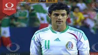 Futbol Retro: México 1-1 Costa Rica - 5-3 penales - | Copa Oro 2009 | Televisa Deportes