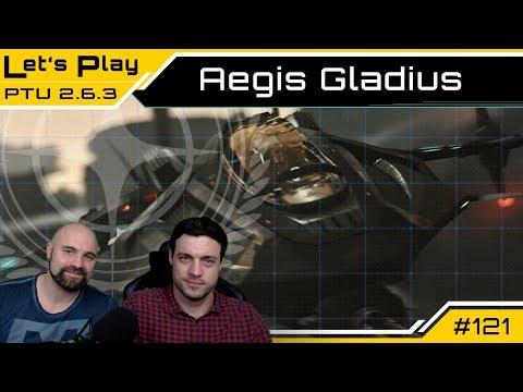 Star Citizen Aegis Gladius | LetsPlay Guide [Deutsch/German]