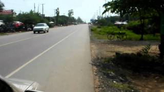 Poipet-Siem Reap Road