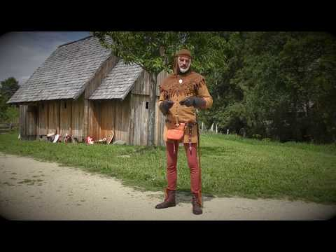 Historical Body Mechanics: Walk Medieval!
