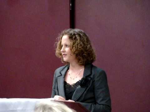 Amie Parsons at SBOE Candidate Forum (Opening)