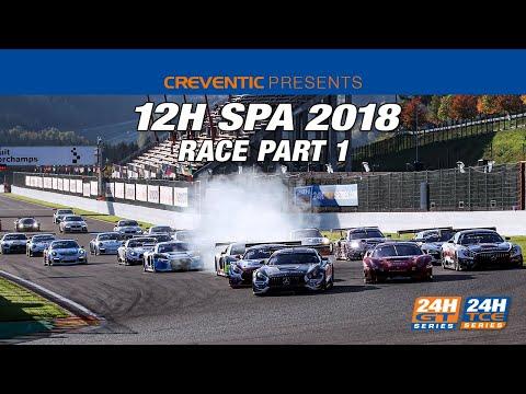 Hankook 12H SPA 2018 - Race
