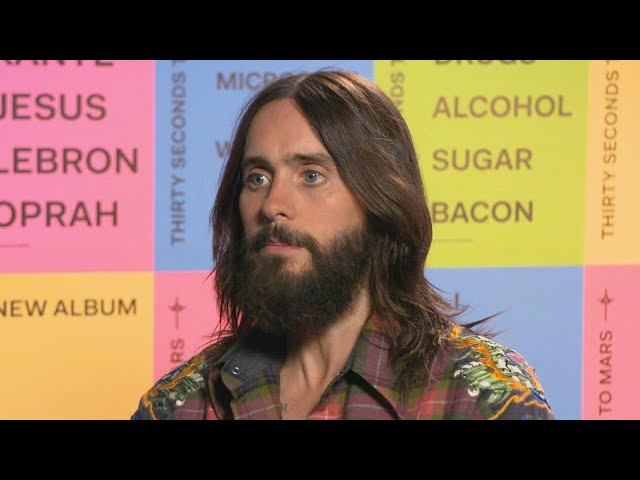 Jared Leto Had 92 Film Crews Capture His 1-Day Documentary