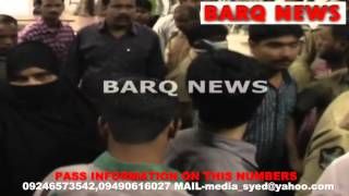 BARQ NEWS..MD JAFFER WHO WAS HARASSED BY KALAPATTHER POLICE DIED IN OSMANIA HOPITAL TODAY