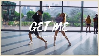 Get me by Justin Bieber (ft. Kehlani) | URBAN X GIRLS STYLE | Legacy Dance Co.