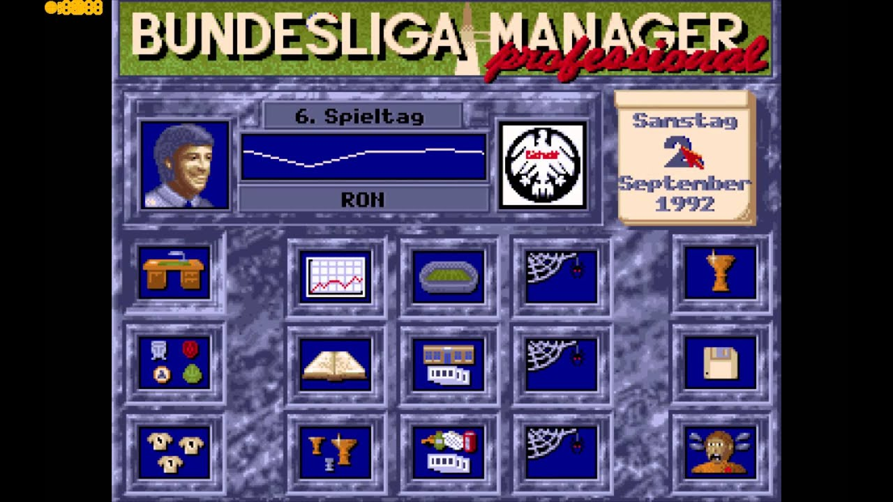 Let s retro bundesliga manager professional youtube for Bundesliga videos