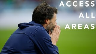👏 TOUCH-LINE CELEBRATIONS! ACCESS ALL AREAS | Huddersfield Town vs Barnsley