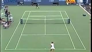 Serena Williams vs Jelena Dokic 2000 US Open 7/7