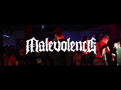 MALEVOLENCE // WASTED BREATH (Verlichte Geest @Roeselare BE)