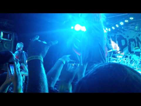 Butcher Babies - The Mirror Never Lies (Live @ The Music Factory Battle Creek, MI 5-19-15)