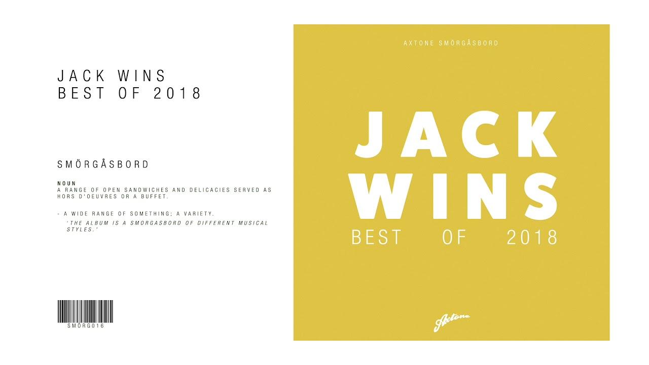Axtone Smörgåsbord: Jack Wins best of 2018 ile ilgili görsel sonucu