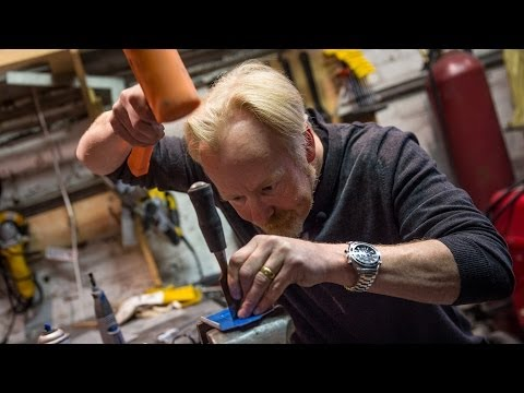 Adam Savage's One Day Builds: Custom Multi-Tool Belt Holster