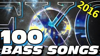LOUD BASS Songs TOP 100 w/ DJ JD