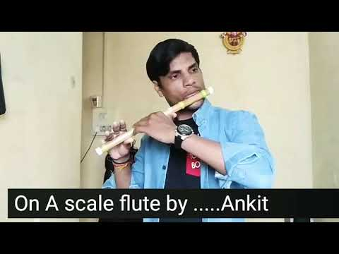 Bahubali 2, (Learn Devsena Entry tune on flute by Ankit)