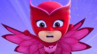 PJ Masks Super Pigiamini Episodi Completi 1 + 2 | Nuovi Episodi | Cartoni Animati