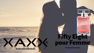 XAXX Fifty Eight pour Femme