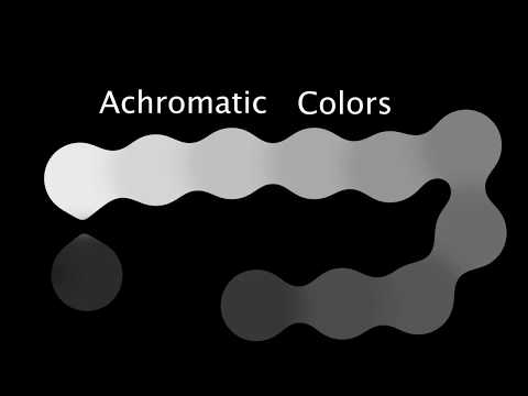 Achromatic Colors
