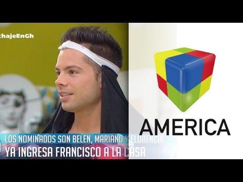 La reacción de Mariano con el reingreso de Francisco