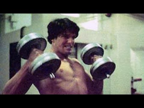 Christopher Reeve Workout 'Superman (1978)' Featurette