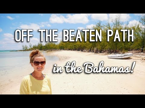 Off The Beaten Path in The Bahamas! - Sailing ShaggySeas Ep. 31