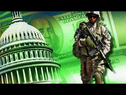 U.S. Military Contractors Poised To Get a Massive Financial Injection From New Budget