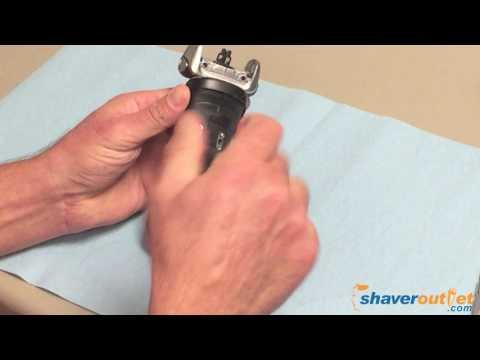 Braun Series 7 Shaver Disassembly Tutorial