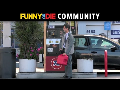 Boat Comedy: Cheap Gas!