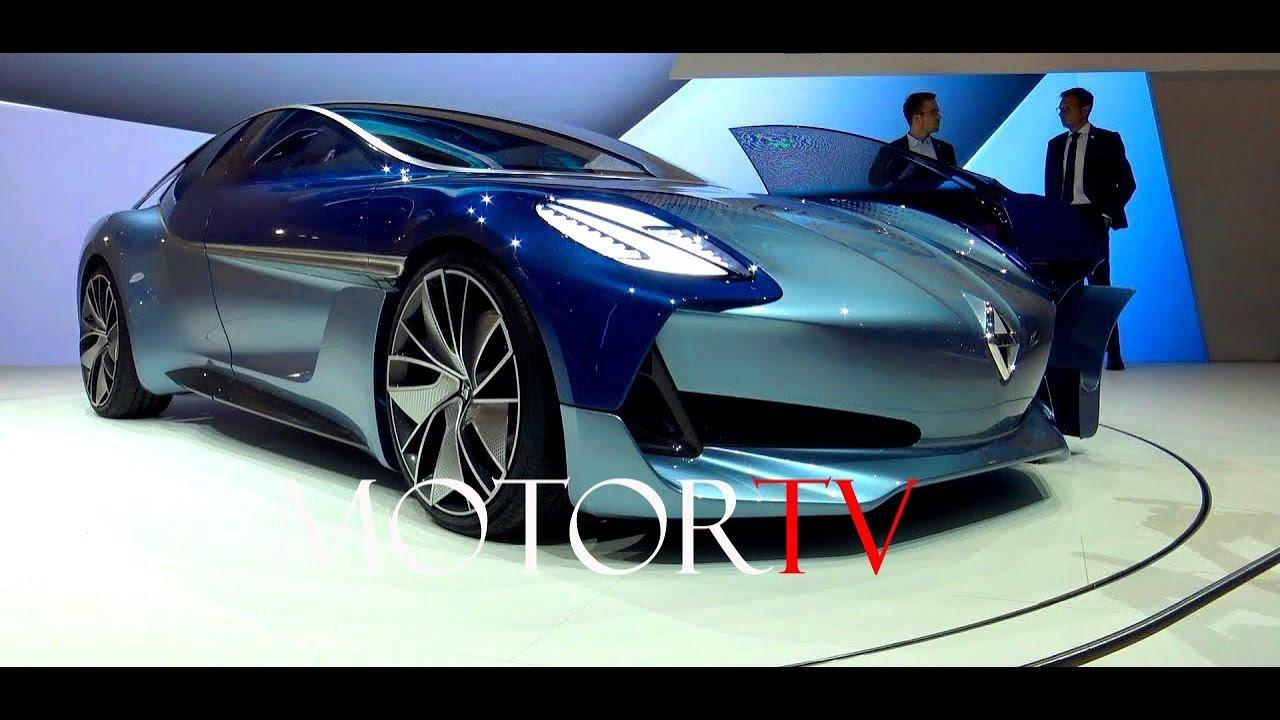 AUTO TIPS : Borgward Pläne & Isabella Concept Première (GER) - YouTube