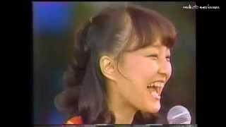 1980年の作品ですがこの歌の歌詞同様今尚輝き続けている、まり子さんで...