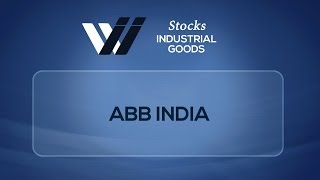 ABB India(VIDEO FINANCIAL REPORTING Why invest in is the first financial video platform where you can easily search through thousands of videos describing global ..., 2015-09-11T09:53:54.000Z)