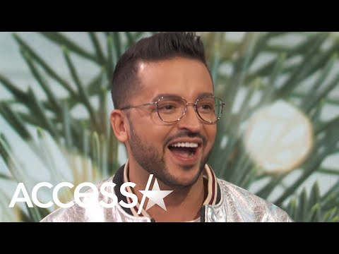 OG 'Queer Eye' Star Jai Rodriguez Calls Reboot Cast His 'Brothers': 'I Love The New Boys'