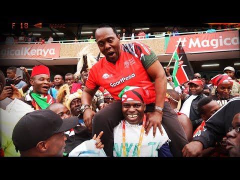THE JEFF KOINANGE EFFECT AT KASARANI!! | IAAF NAIROBI 2017