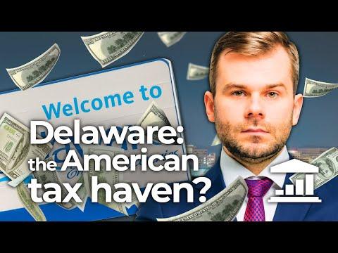 Why is DELAWARE America's corporate CAPITAL? - VisualPolitik EN
