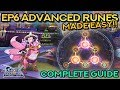 EP 6 ADVANCED RUNES MADE EASY!! Complete Guide to the New Rune System