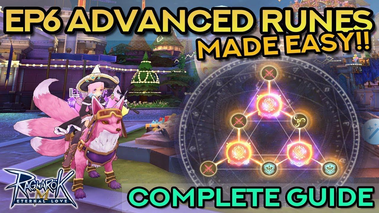 New Rune System