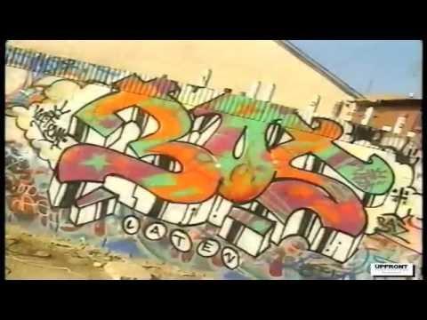 Graffiti and Peace Art by filmmaker Keith O'Derek