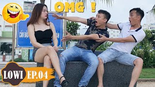 Try Not To Laugh - Super Guy And Final - Comedy Videos by LOWI TV Troll Ep.4
