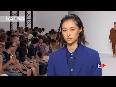 PAUL SMITH Spring Summer 2020 Menswear Paris Fashion Channel