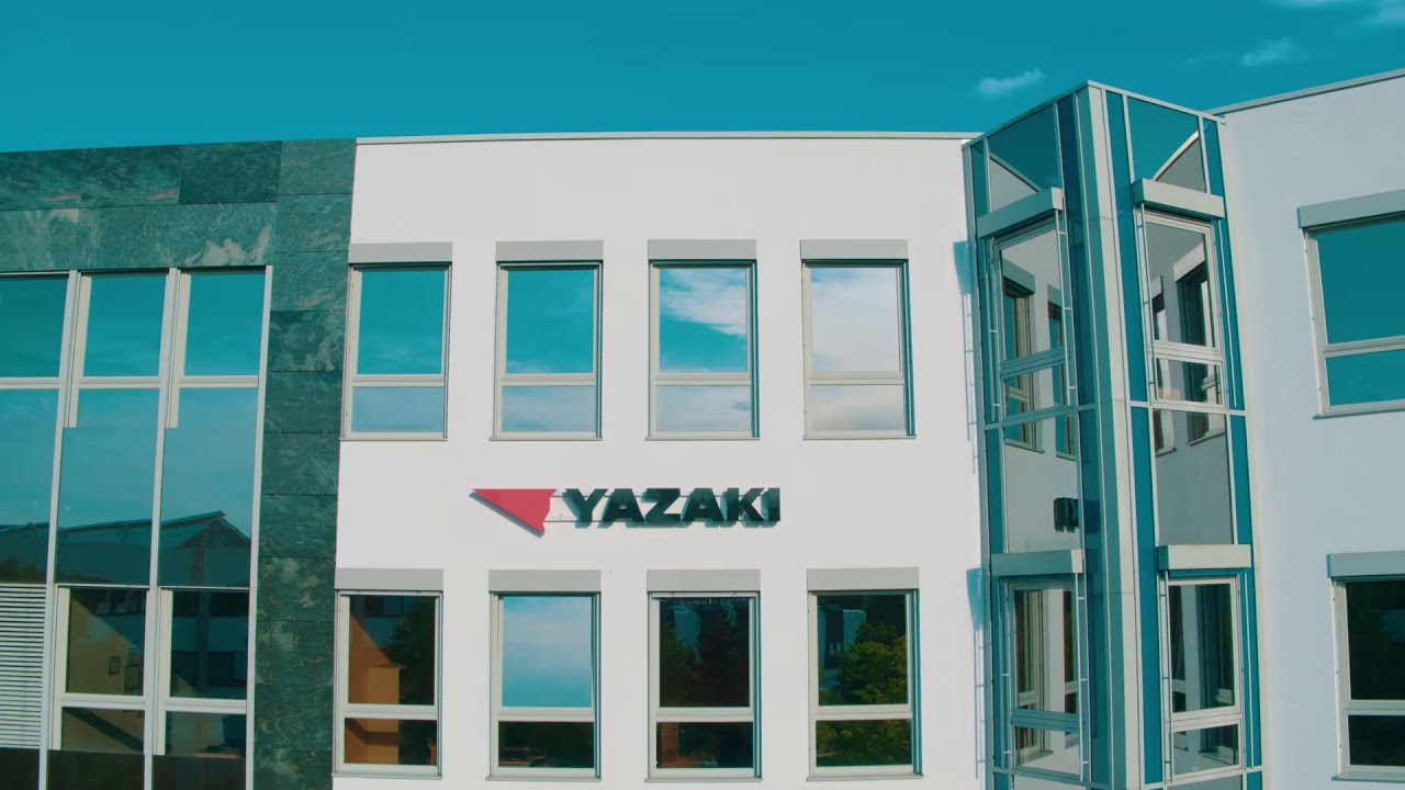 This is Yazaki Regensburg (Germany) - YouTube