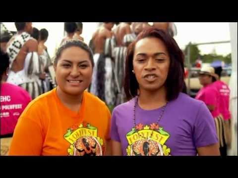 Polyfest Tonga 2011 TV2 TVNZ