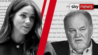 Meghan's dad accuses Sussexes of 'cheapening the royals'