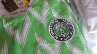 Where to find Nigerian World cup jersey in Canada (Watch video)