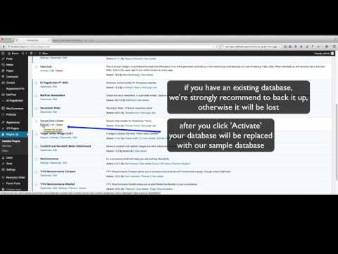 Installing Handy Store WordPress WooCommerce Theme Tutorial