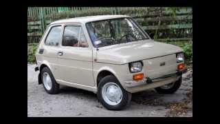 Polski Fiat 126p 1979 r. - remont