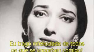 La Mamma Morta  Maria Callas Legendado
