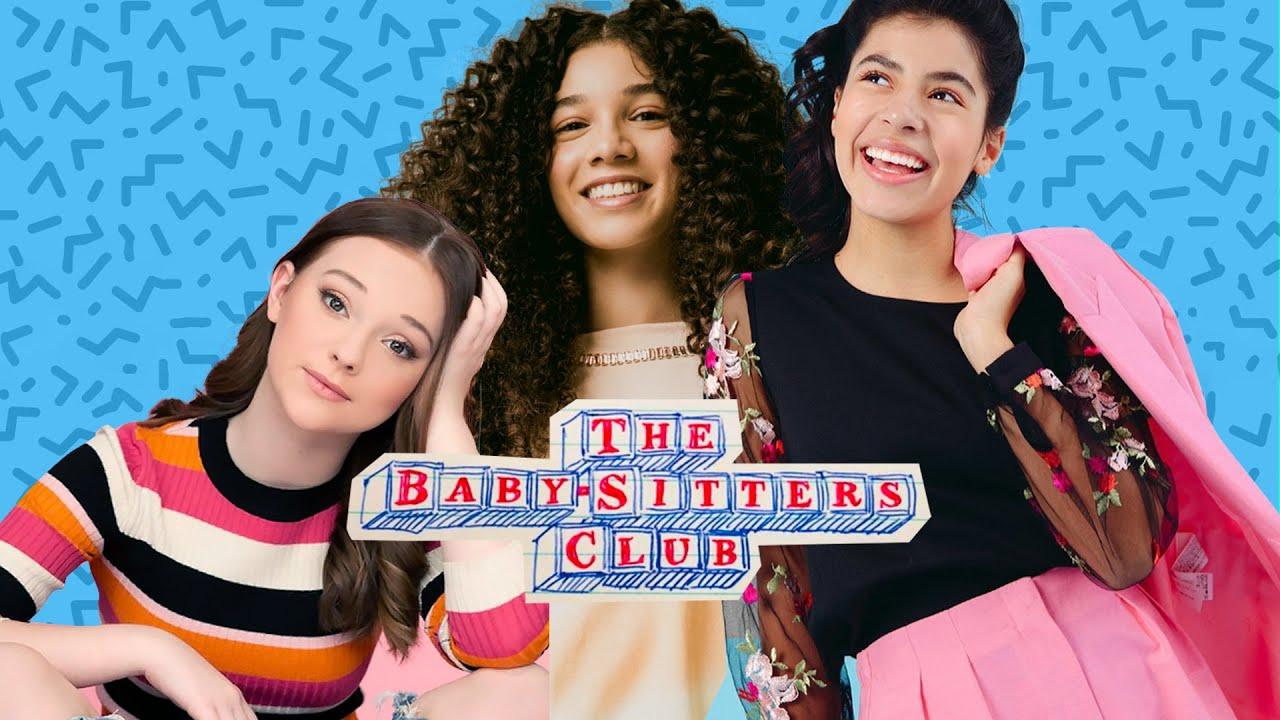 The Baby-Sitters Club Season 2: Sophie Grace, Malia Baker & Kyndra Sanchez Interview