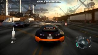need for speed the run is this possible bugatti in last race