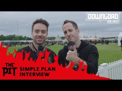 Simple Plan Interview from Download 2017