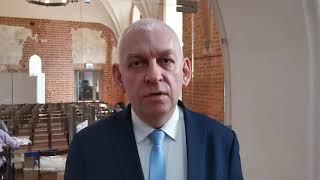 Apel burmistrza o niewyjmowanie maseczek sąsiadów