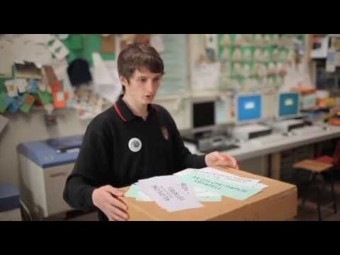 Love Where You Live 2012 - Keiran Cullinan - Ysgol Gyfun Llanhari